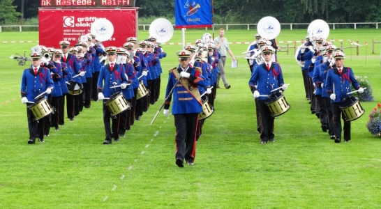 Marching Band Rastede 2014
