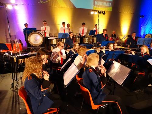 Uitvoering 2015 Drumband
