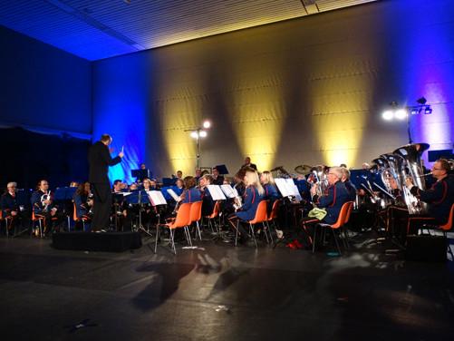 Uitvoering 2015 Orkest