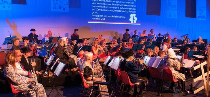 Spetterend voorjaarsconcert Irene in Hollandse sferen