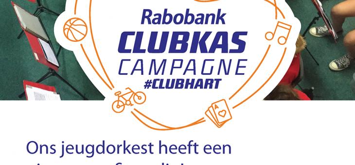 Irene Hasselt neemt deel aan Rabobank Clubkas Campagne