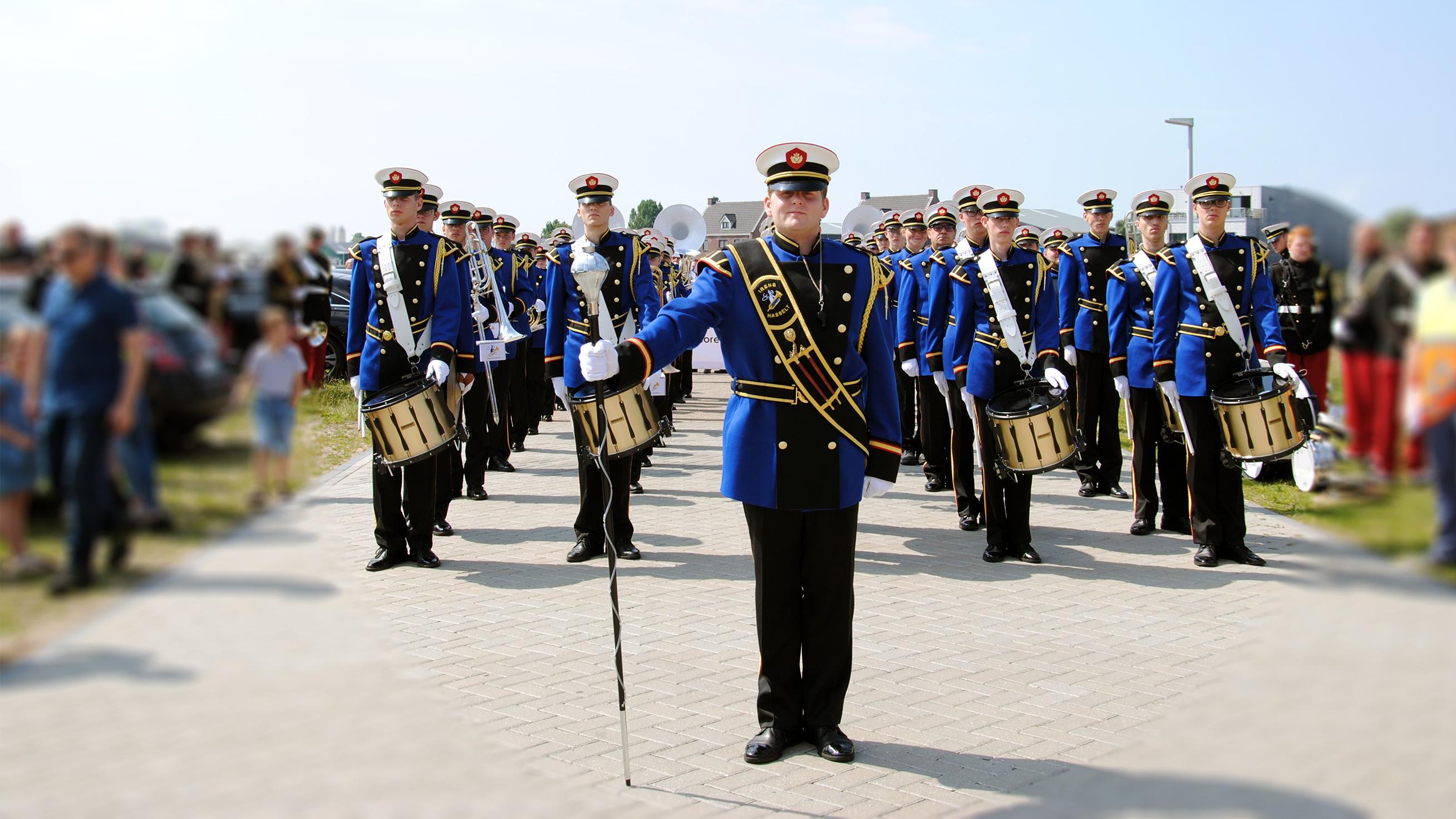 Presentatie nieuwe uniformen 2019