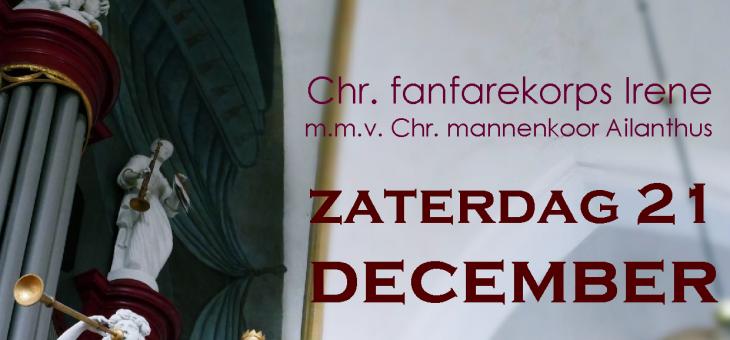 Traditioneel kerstconcert Irene Hasselt