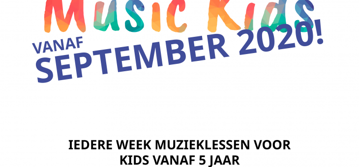 Irene Hasselt start met MUSIC KIDS